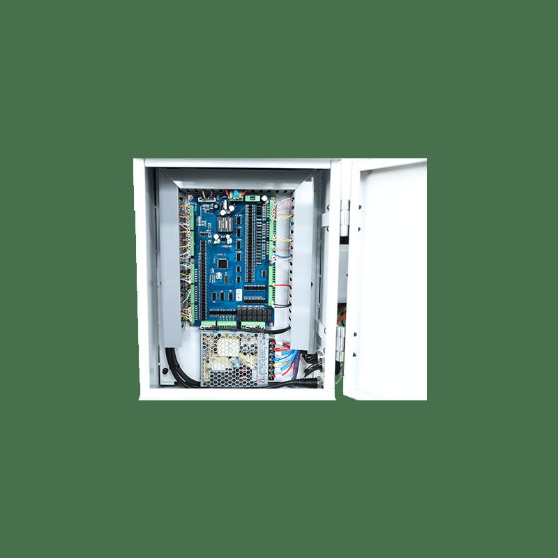JBE 两轴电气箱控制系统