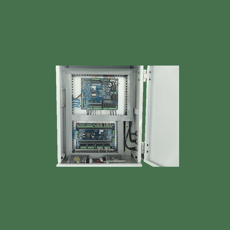 开放式机械手电箱控制系统